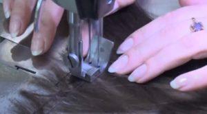 парики из вычесанных волос